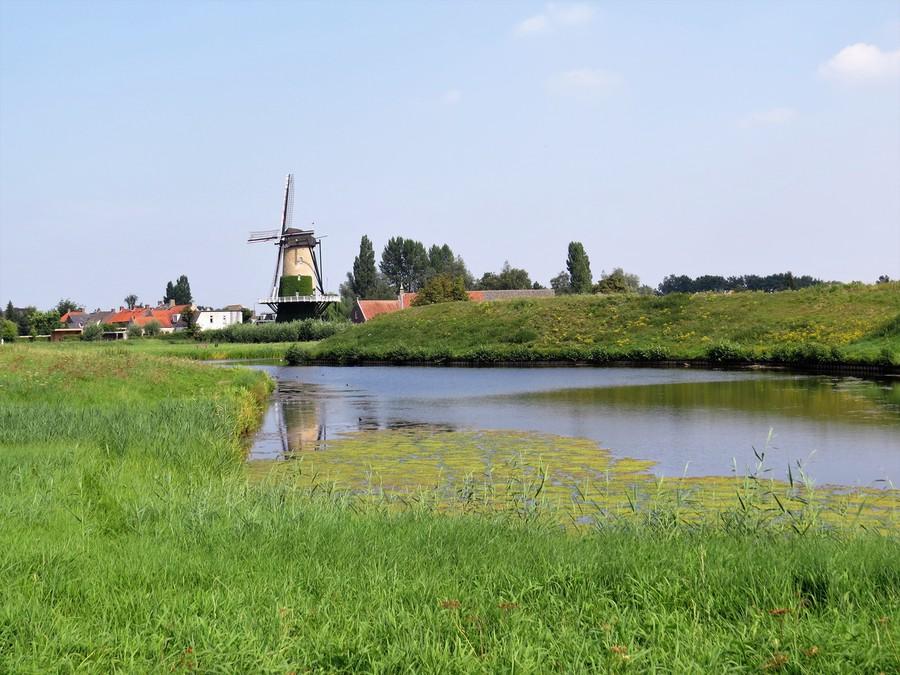 De Beemdenroute (Nederland, Noord-Brabant, Prinsenbeek)